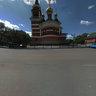 Площадь у церкви.