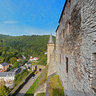 Castle of Vianden (Luxembourg)