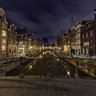 Amsterdam Milk Maid's Bridge