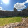 Castell Carreg Cennen - Inner Ward