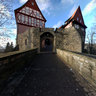 Burg Bodenstein | Eichsfeld - Zugbrücke
