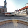 Worbis | Eichsfeld - Krengeljägerbrunnen am Rossmarkt