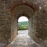 """Roccalbegna-""""Porta della Maremma"""" inside"""