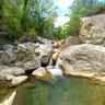 Roccalbegna-Albegna river
