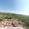 Roccalbegna - view from