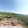 """Roccalbegna - view from """"La Rocca"""""""