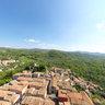 """Roccalbegna - View from """"La Rocca"""" -"""