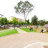 Grosseto-Parco Giochi in Via Ximenes