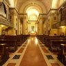 Valeggio Sul Mincio-San Pietro church-inside