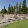 Valeggio Sul Mincio-Sigurtà park-Carlo Sigurtà monument-