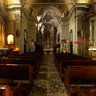 Limone sul Garda-San Benedetto church-inside