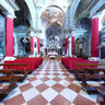 San Faustino Church-inside-