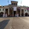 Brescia-Teatro Grande in Corso Zanardelli-