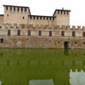 Fontanellato-Castle back-