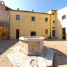 Grosseto - Cassero - the well of the court -