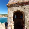 Porto Ercole-La Rocca-Harbour view