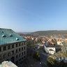 Děčín - pohled ze střechy SPŠ strojní a dopravní