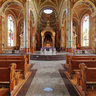 Inside the Basilica of St. Josaphat
