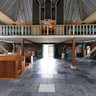 Inside The Old Reformed Church Of Ens