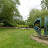 Dulwich Park - Hepworth Sculpture