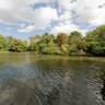 Fishing at Tooting Bec Common