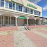 Площадь и торговый комплекс. Доманевка.Украина.