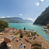 Riva del Garda- view from Torre Apponale