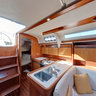 Sailboat Dufour 40E Internal