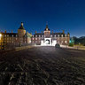 Wasserburg Anholt - Nachtaufnahme Langzeitbelichtung