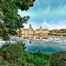 Wasserschloss Anholt - Ausgang Schlosspark