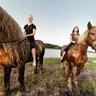 Plener klubu jeździeckiego w  Jakubowicach