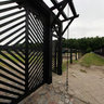 Death gate - Stutthof nazi concentration camp
