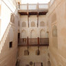 Jabrin Castle - Courtyard