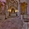 Tomar - Capela de Santa Iria - interior