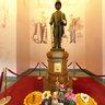 Interior of the King Chulalongkorn Memorial in Ragunda
