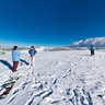 Ai-Petri plateau in winter