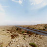 First 360o Panorama, on Karachi Hyderabad Motorway M9 Sindh, by Mir Mehrullah Talpur 4/01/2011