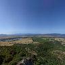 Rogue Valley Medford Oregon from Upper Table Rock