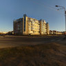 Saint-Petersburg. North-West boundary.