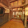 Inside The House Built In 17th Century In Duong Lam