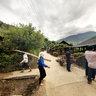 Lim Thai village-Mu Cang Chai
