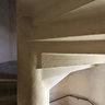 Emmauskirche in Dresden-Kaditz, Germany - Spiral Staircase