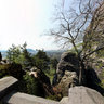 Bastei Bridge, Kurort Rathen, Saxon Swizerland, Germany