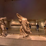 Three Nereids Greek Collection British Museum London England