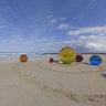 Solar System Orzola Beach Lanzarote Canaries