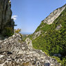 Portes View Of Litohoro Enipeas Gorge Mount Olympus Greece