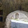 Monastery Agios Dionisios Olympus Grinding Stones