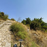 Platamon Castle Path Greece