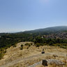 Platamon Castle South Wall View Greece