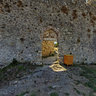 Platamon Castle Outer Center Greece